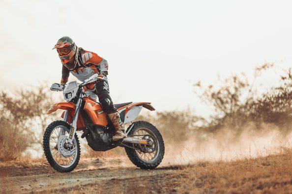Ashish Raorane | KTM 450 XCW