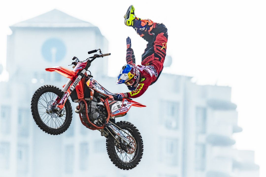 Alexey Kolesnikov | FMX Showcase | Red Bull