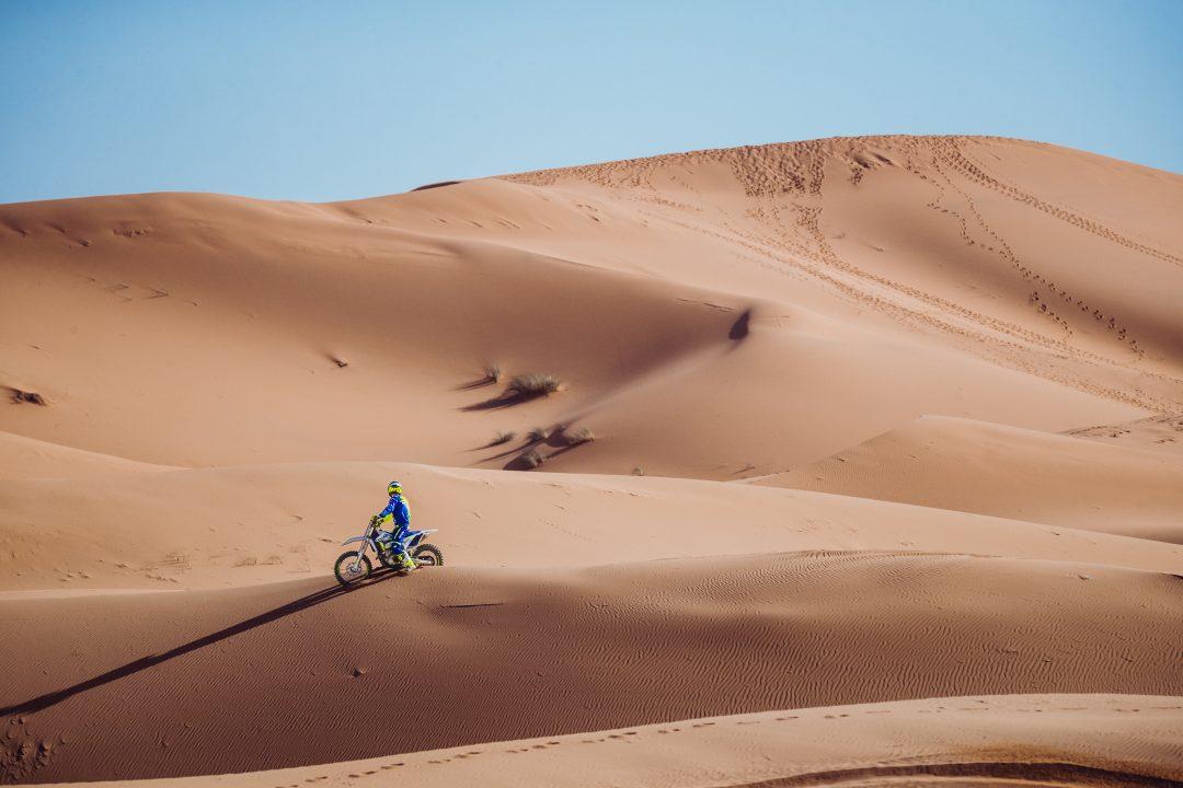 Sherco Motorcycles | Merzouga, Morocco