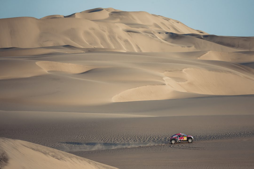 2019 Dakar Rally | Stage 02 | Pisco – San Juan de Marcona