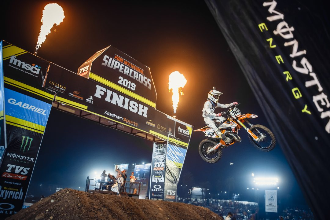 Pune Invitational Supercross | Monster Energy