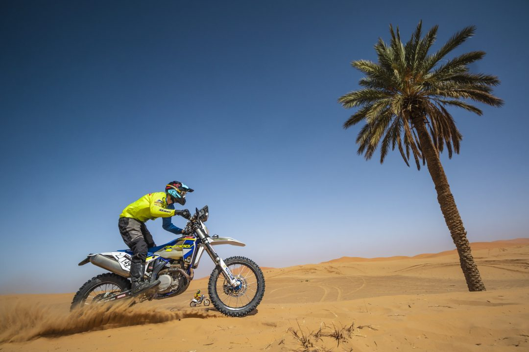 Press Test, Morocco | TVS Racing