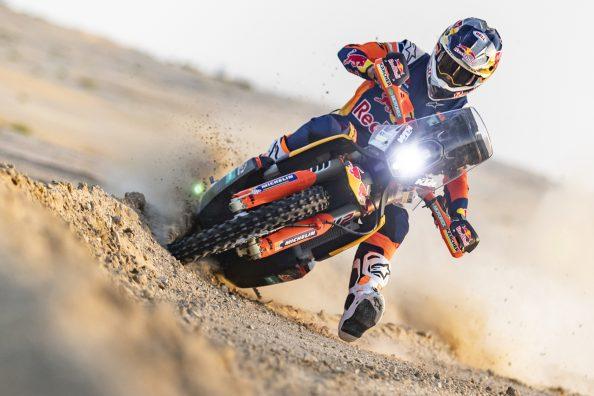 2019 Abu Dhabi Desert Challenge | Red Bull KTM Factory Team | Shakedown