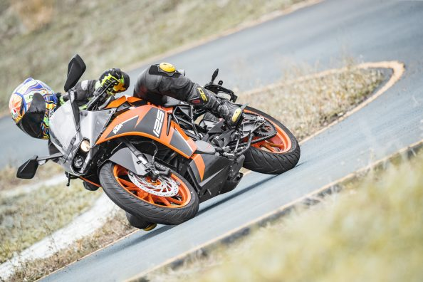 KTM RC 125 | MOTORING World