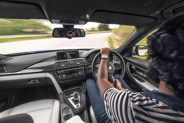 BMW M3 x Mercedes Benz C63 AMG | OVERDRIVE