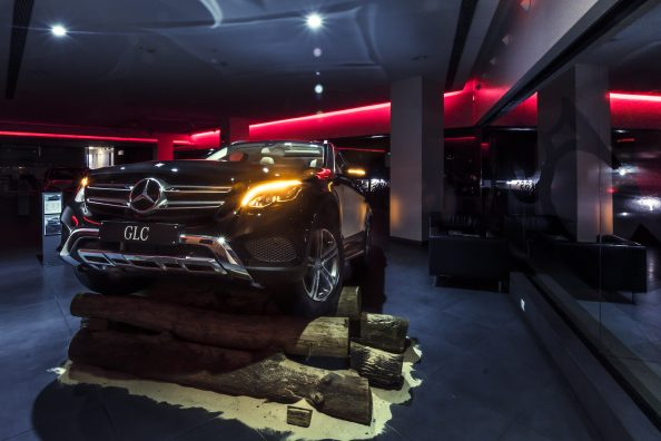 B.U. Bhandari | Mercedes Benz