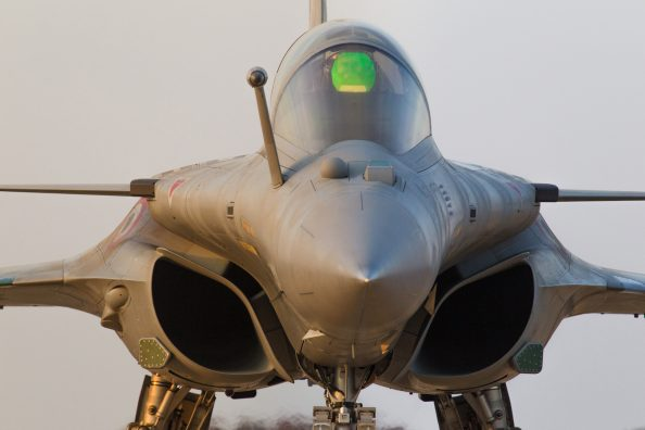 Aero India | Rafale Solo Display | Ogilvy PR | Dassault Aviation