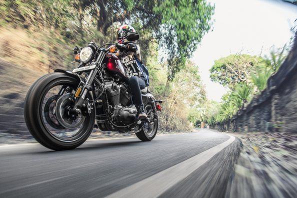 bikewithgirl | Harley Davidson