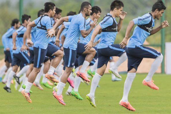 Confederations Cup Training Camp | All India Football Federation