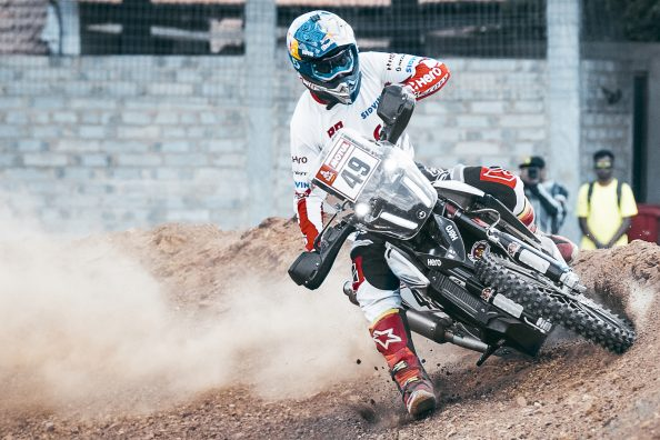 The Rally Life | Hero Motosports Team Rally