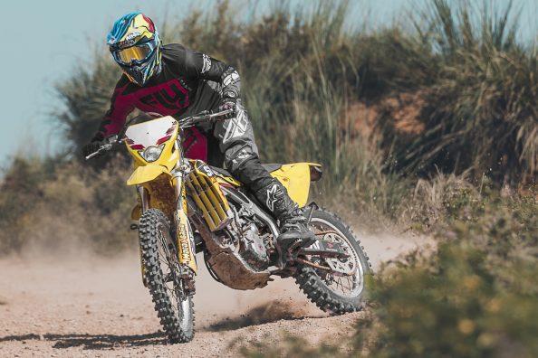 Suzuki RMZ 450 | Top Gear