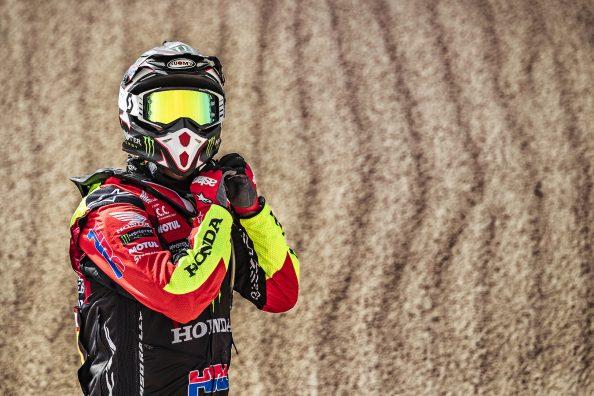 2019 Abu Dhabi Desert Challenge | Monster Energy Honda Team | Shakedown