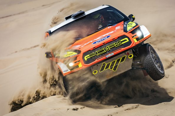 2019 Abu Dhabi Desert Challenge | Martin Prokop | Shakedown