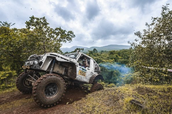 2018 Rain Forest Challenge | Red Bull