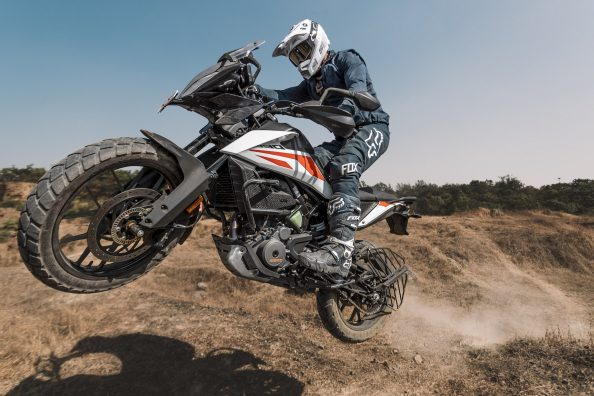 390 Adventure X Adam Riemann | KTM