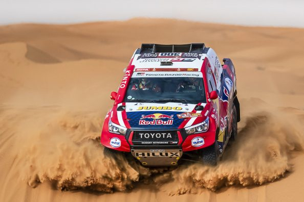 2020 Dakar Rally | Stage 06 | Ha'Il – Riyadh