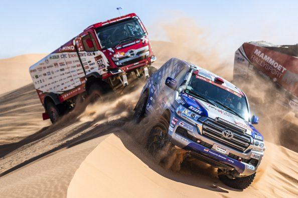 2020 Dakar Rally | Stage 07 | Riyadh – Wadi Al-Dawasir