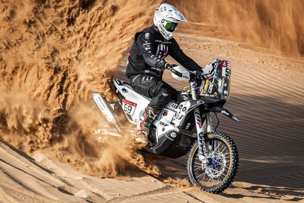 2020 Dakar Rally | Garrett Off Road Racing | Shakedown