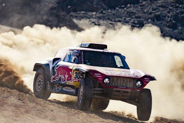 2020 Dakar Rally | Stage 02 | Al Wajh – Neom