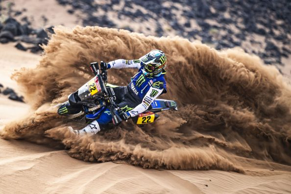 2020 Dakar Rally | Monster Energy Yamaha Rally Team | Shakedown