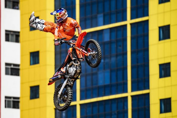 FMX Showcase x Alexey Kolesnikov | Red Bull