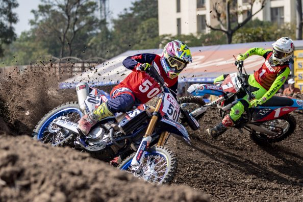 Indian National Supercross Championship | TVS Racing
