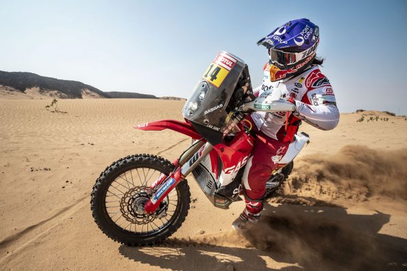 2020 Dakar Rally | GasGas Factory Team | Shakedown