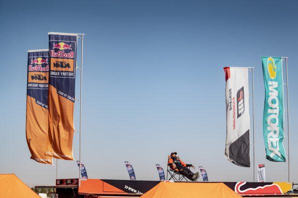 2020 Dakar Rally | Stage 08 | Wadi Al-Dawasir