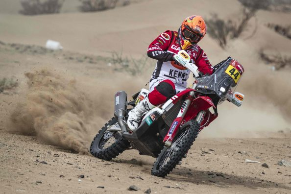 2021 Dakar Rally | GasGas Factory Team | Shakedown