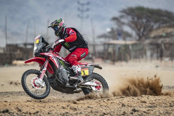 2021 Dakar Rally | Monster Energy Honda Team | Shakedown