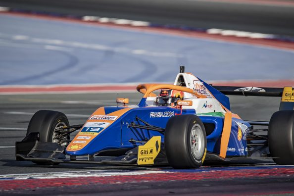 Formula 3 Asian Championship | Round 1 | Dubai Autodrome | Red Bull