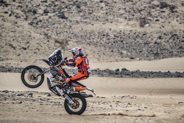 2021 Dakar Rally | Charlie Herbst | Shakedown