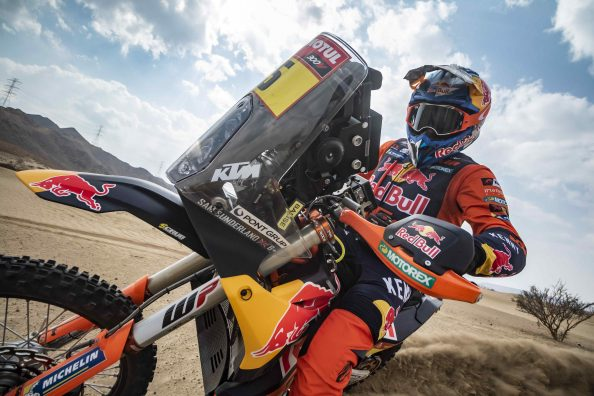 2021 Dakar Rally | Red Bull KTM Factory Team | Shakedown