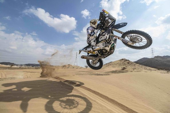 2021 Dakar Rally | Xavier de Soultrait | HT Rally Raid | Shakedown