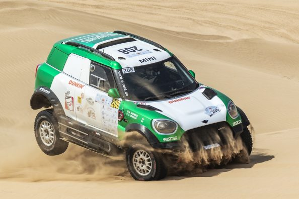 Dubai International Baja | SS 2 | EMSO | RallyZone