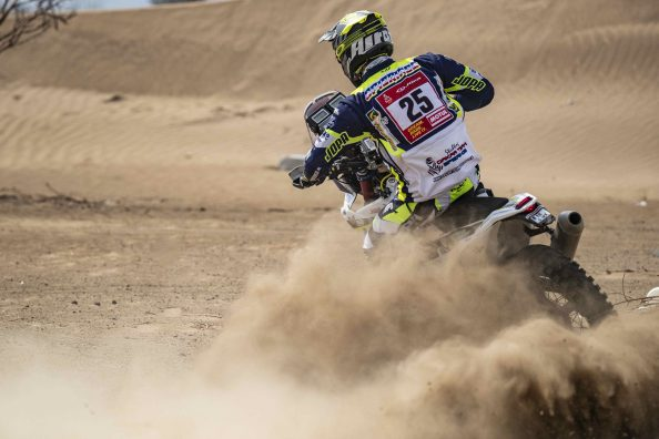 2021 Dakar Rally | Paul Spierings | Shakedown