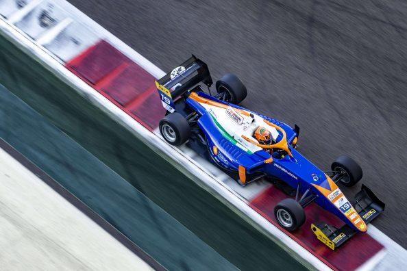 Formula 3 Asian Championship | Round 3 | Yas Marina Circuit | Red Bull