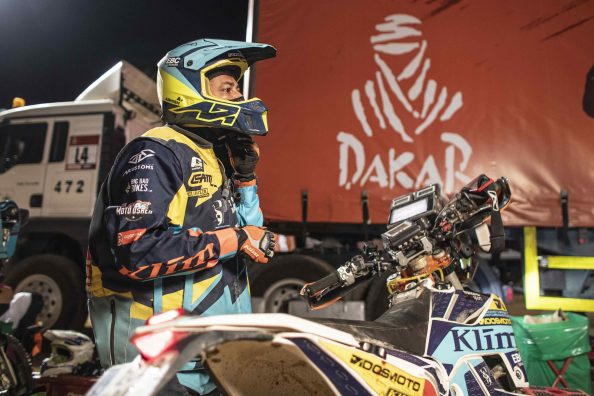 2021 Dakar Rally | Stage 03 | Wadi Ad-Dawasir