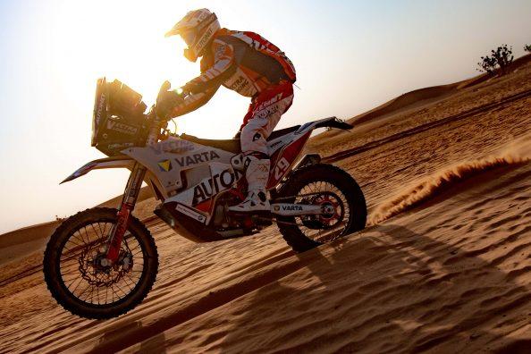 2021 Dakar Rally | Stage 05 | Riyadh – Al Qaisumah