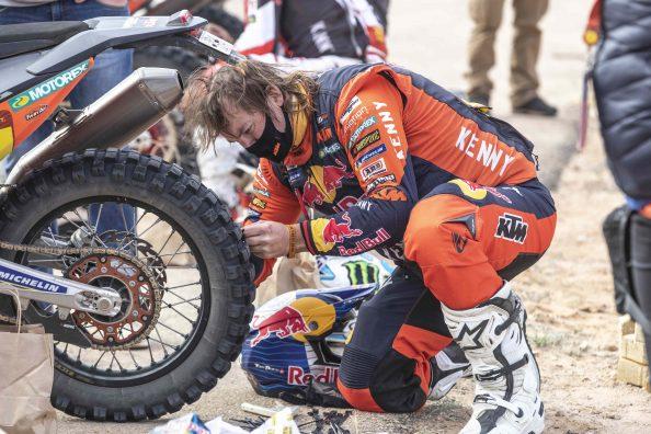 2021 Dakar Rally | Stage 07 | Ha'il – Sakaka