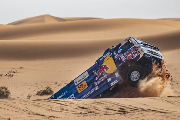 2021 Dakar Rally | Stage 06 | Al Qaisumah – Ha'il
