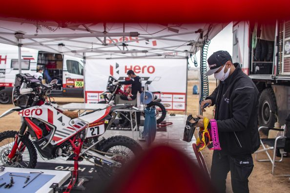 2021 Dakar Rally | Rest Day | Ha'il